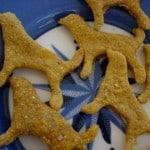 dog shaped treats